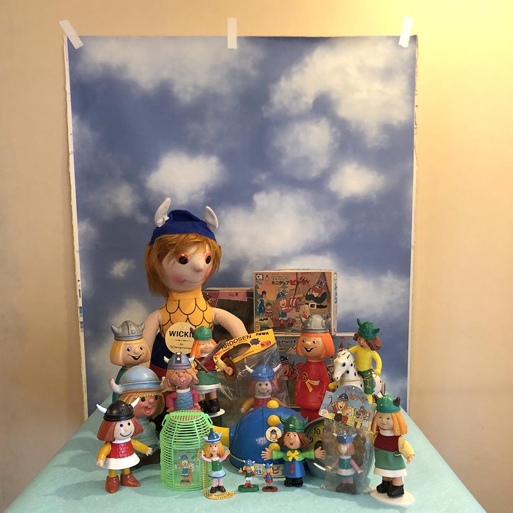 フィギュア王でコレクションが紹介されました